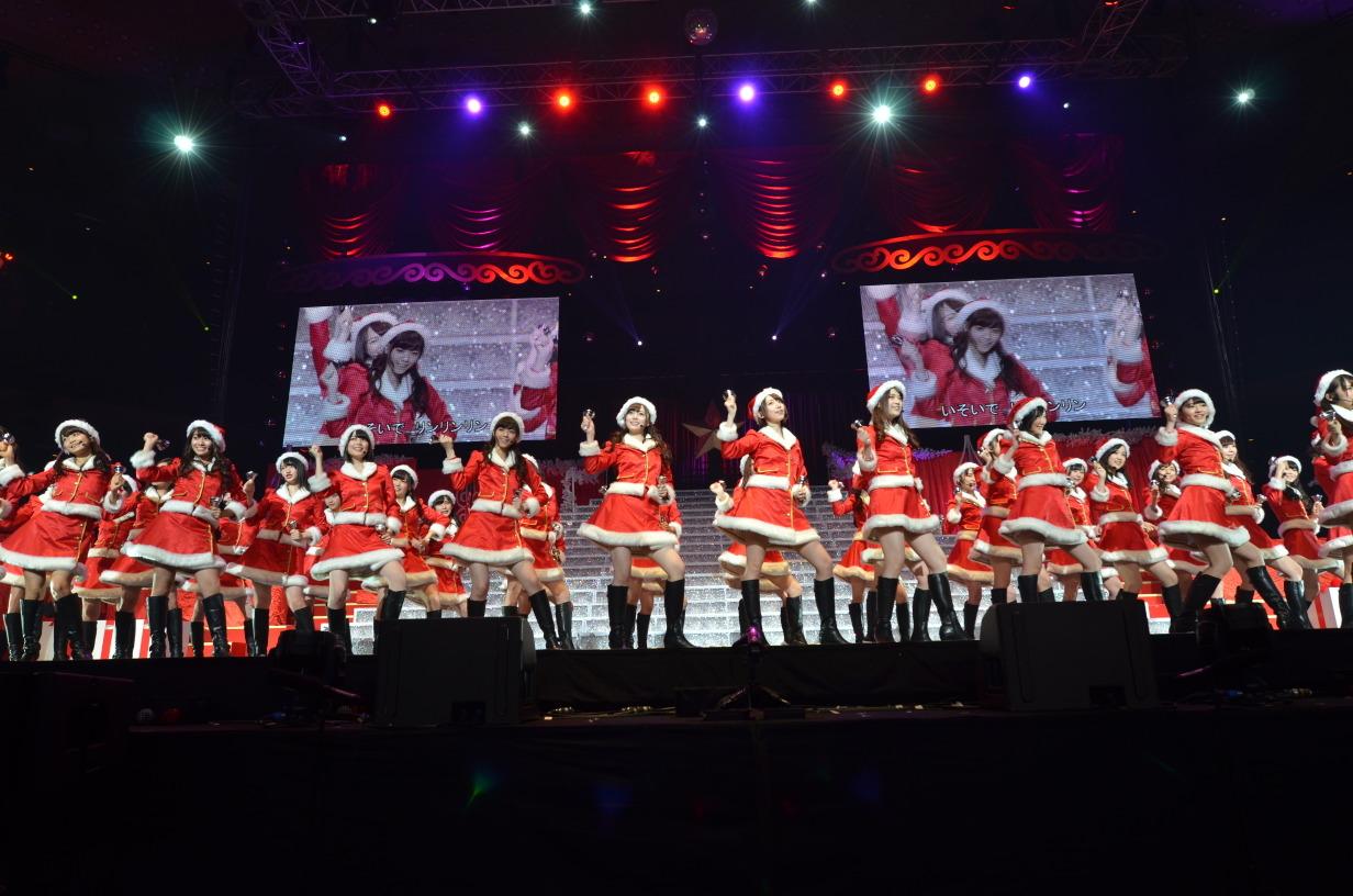 乃木坂46クリスマスライブ